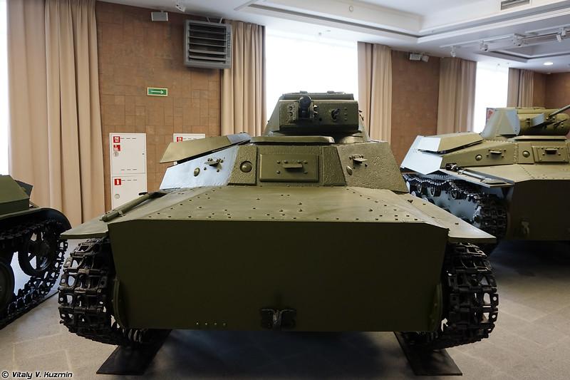Легкий танк Т-40С (T-40S light tank)