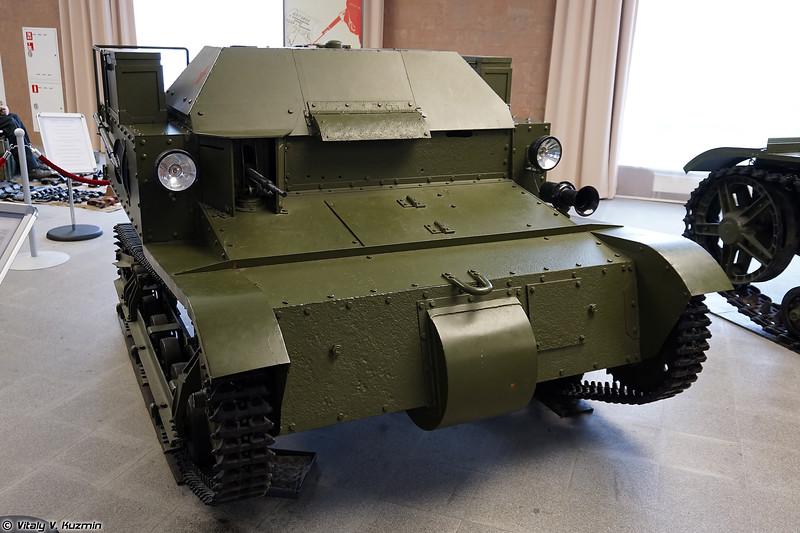 Танкетка Т-27 (T-27 tankette)