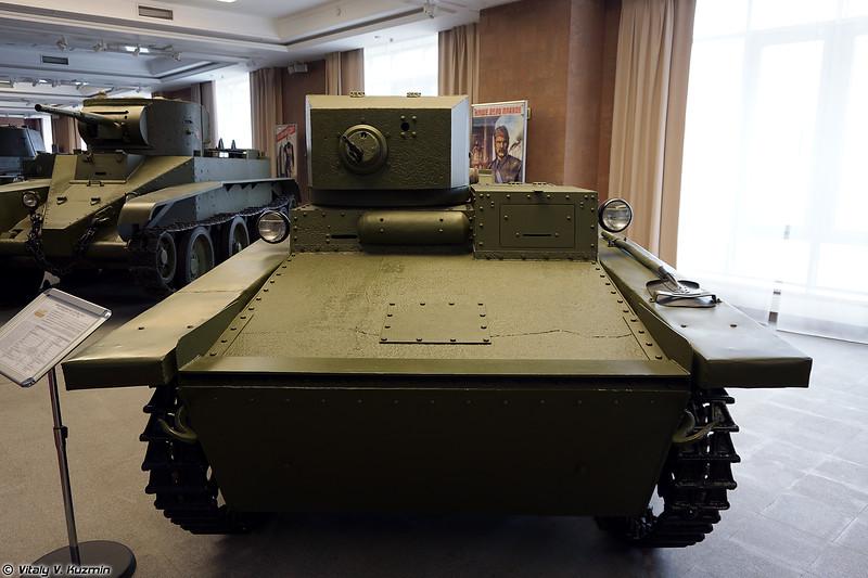 Танк Т-37А (T-37A)