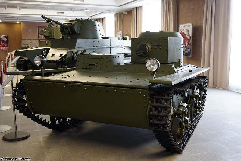 Танк Т-38 (T-38)