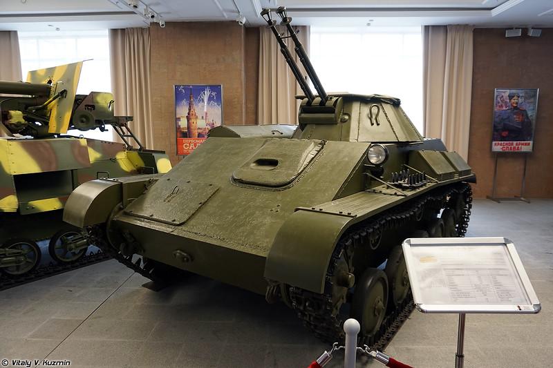 Легкий танк Т-90 (T-90 light tank)