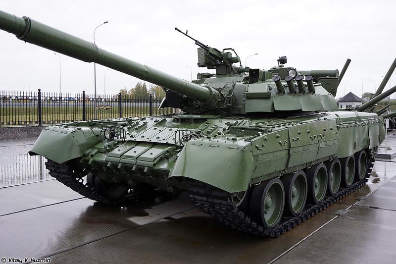 Танк Т-80УД (T-80UD)