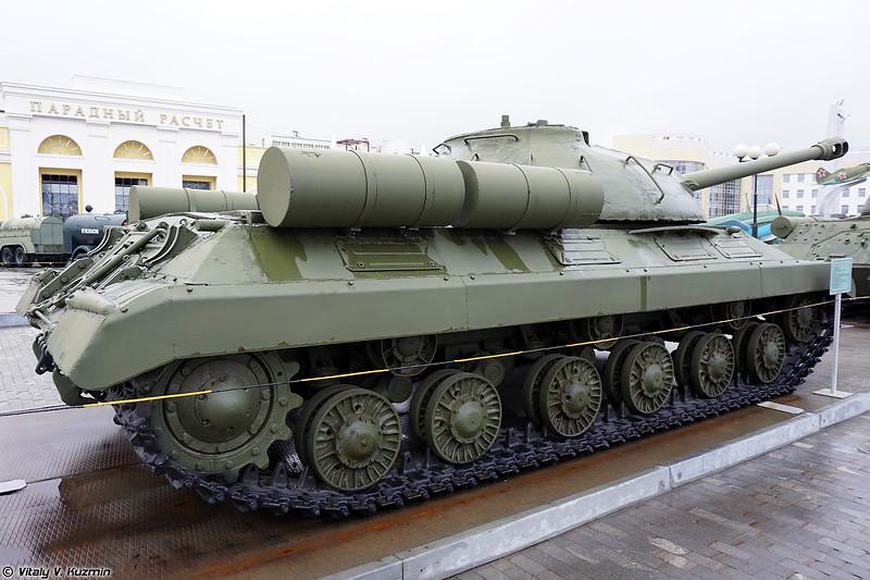 Тяжелый танк ИС-3 (IS-3 heavy tank)