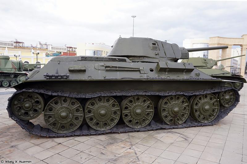 Т-34 образца 1942 г. (T-34-76 mod. 1942)