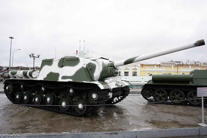 ИСУ-122 (ISU-122)