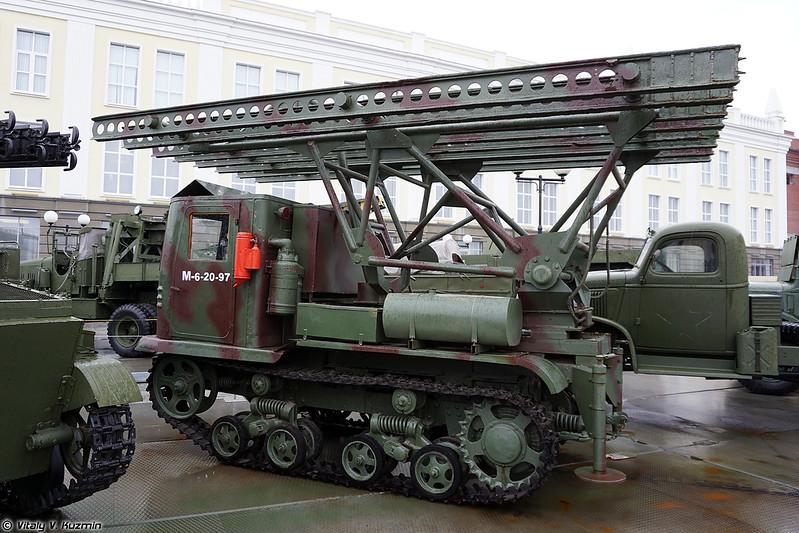 БМ-13-16 СТЗ-5 (BM-13-16 STZ-5)