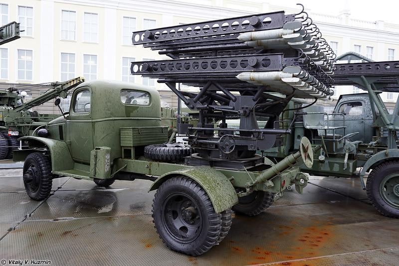 БМ-8-48 Chevrolet G7117 (BM-8-48 Chevrolet G7117)