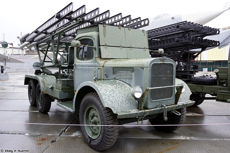БМ-13-16 Austin K6 (BM-13-16 Austin K6)