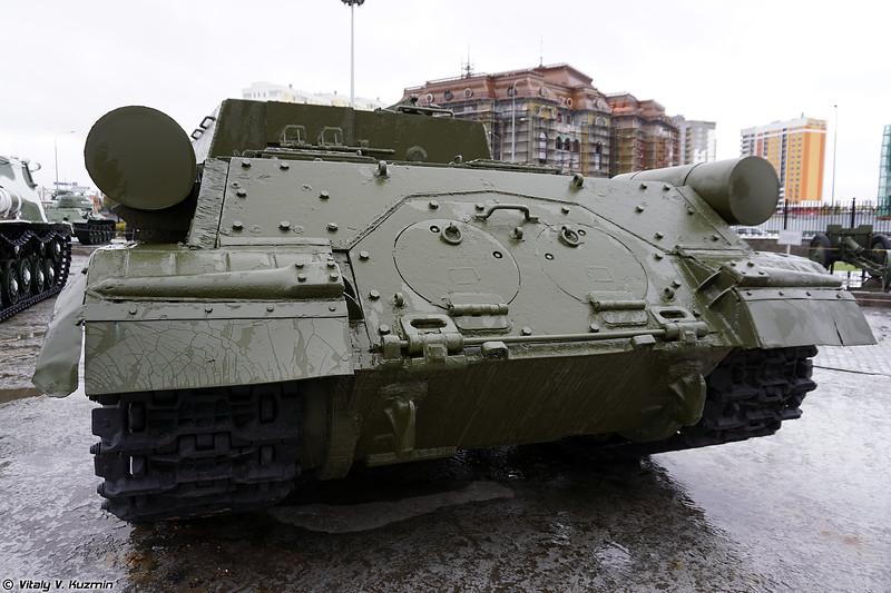 ИСУ-152К (ISU-152K)