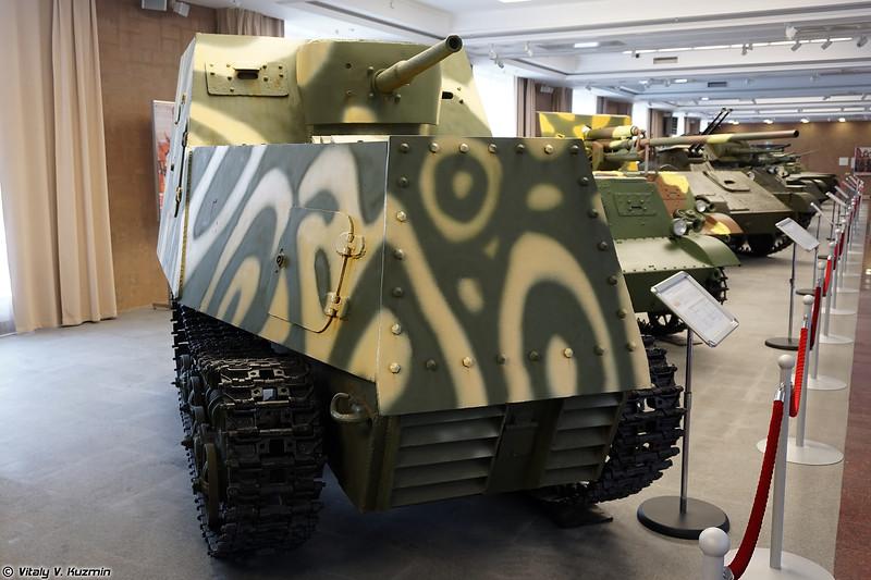 ХТЗ-16 (KhTZ-16)