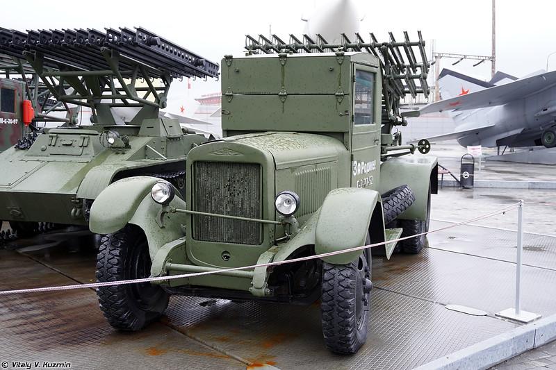 БМ-8-48 ЗиС-6 (BM-8-48 ZiS-6)