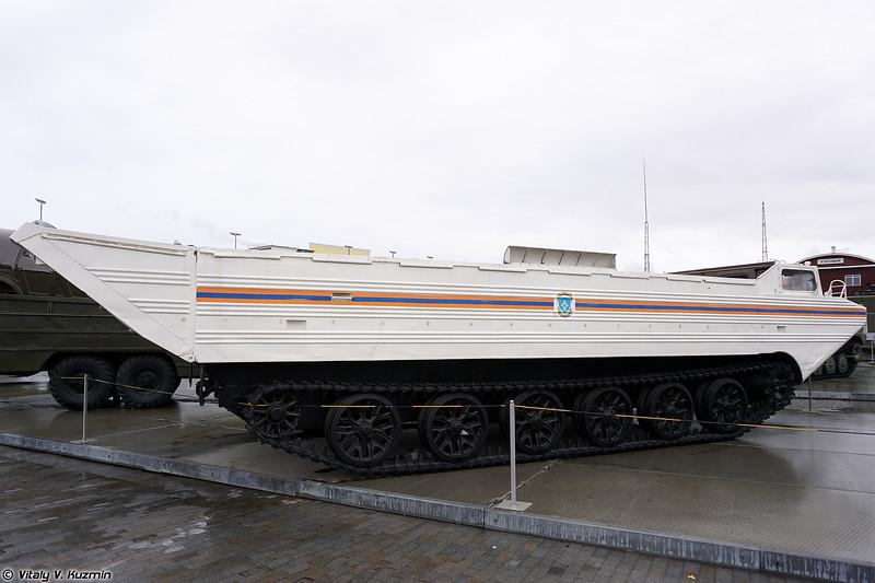 Транспортер ПТС-М (PTS-M)