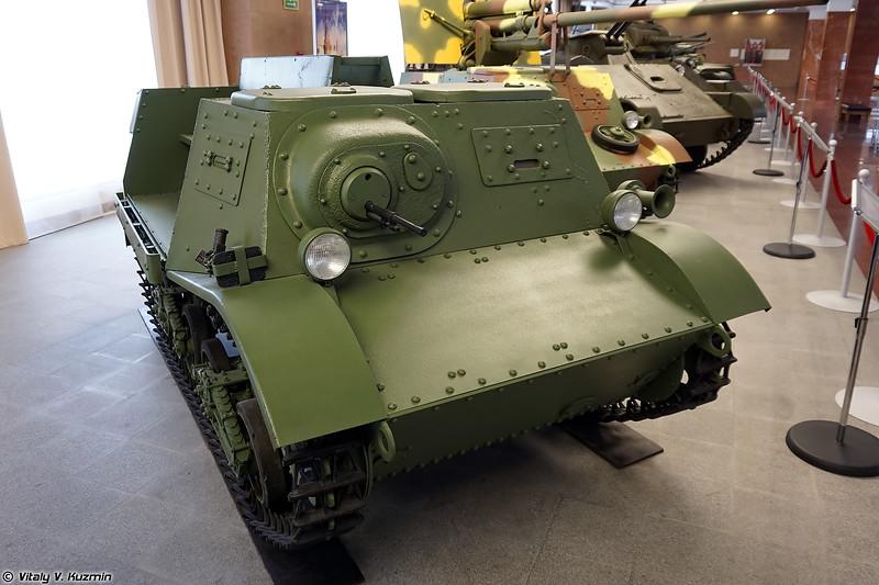 Т-20 Комсомолец (T-20 Komsomolets)
