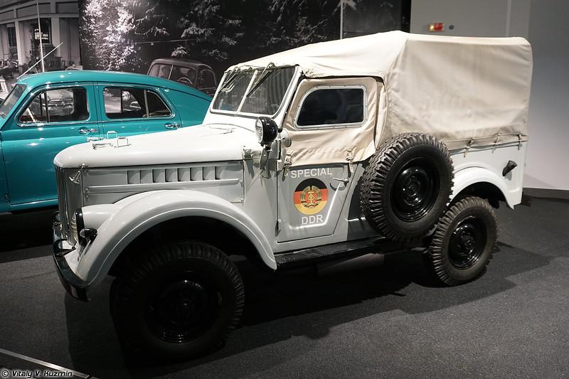 ГАЗ-69 (GAZ-69)