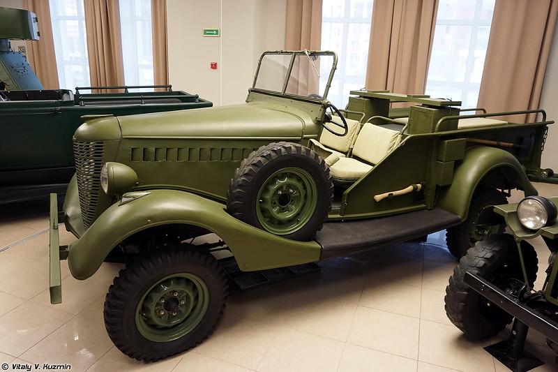 ГАЗ-61-416 (GAZ-61-416)