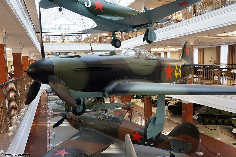 Як-1 (Yak-1)