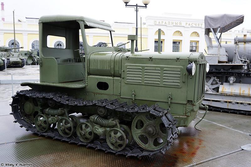 Трактор СТЗ-3 (STZ-3 tractor)