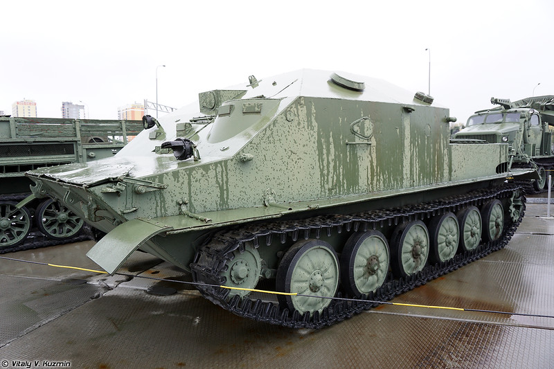 Машина технической помощи МТП-1 (MTP-1)