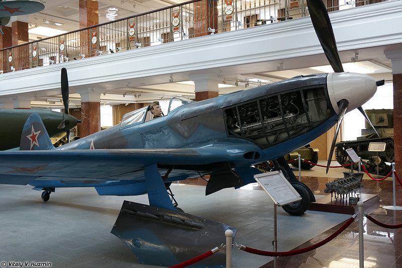 Як-3 (Yak-3)