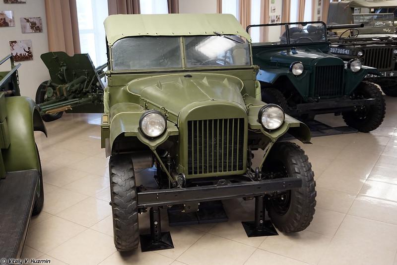 ГАЗ-64 (GAZ-64)