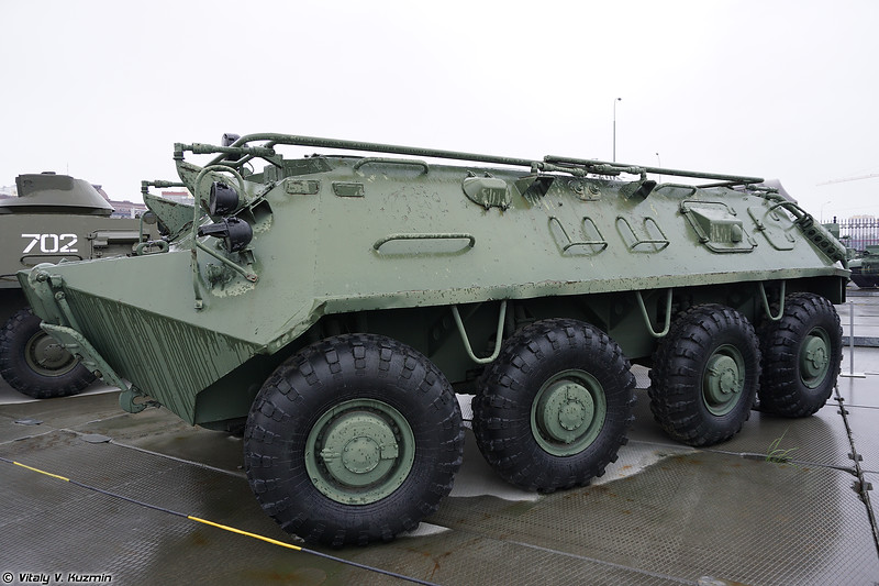 КШМ Р-145БМ (R-145BM Chaika)