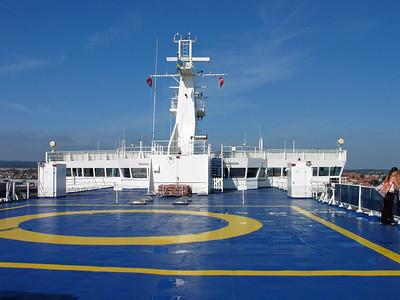 Military Shipboard and Decks