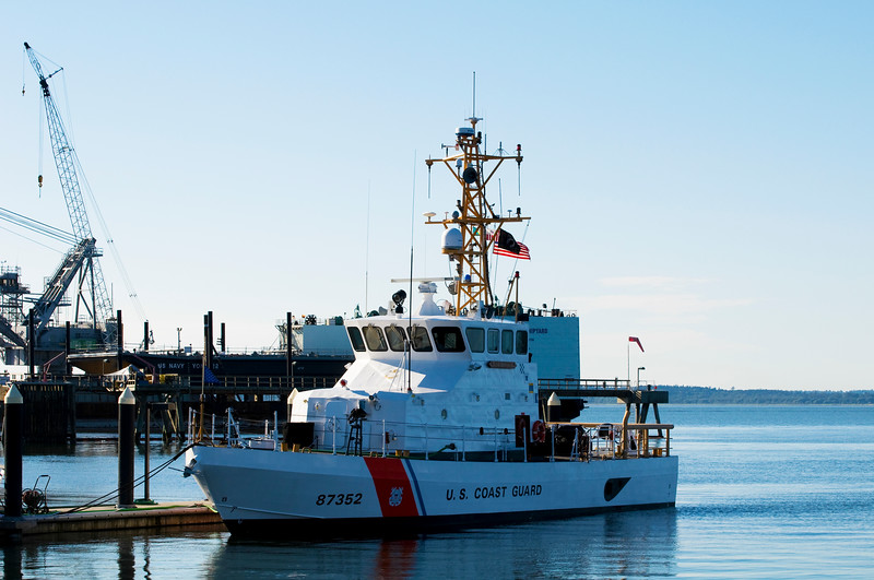 USCGC Sea Lion <br /> Fairhaven, Washington
