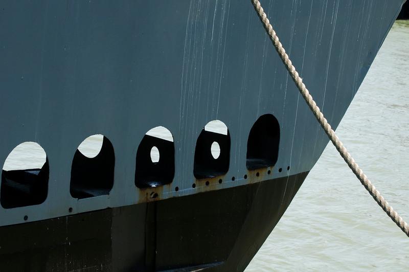 USS Pampanito SS-383 WWII Balao Class Fleet Submarine
