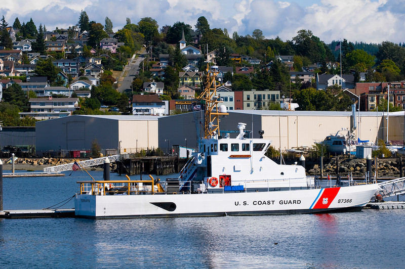 Coast Guard Ship<br /> Bellingham, Washington