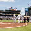 Atlanta Braves Memorial Day Ceremony