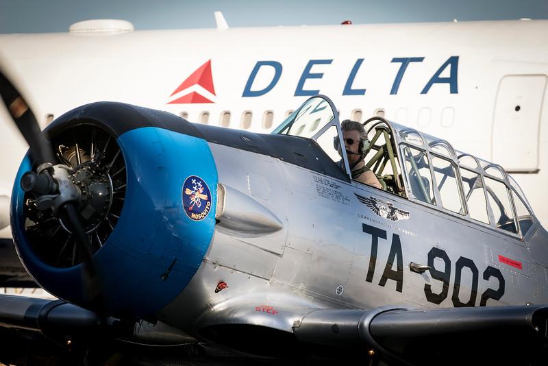 Delta Airlines TechOps Veteran's Day