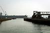 May 8, 2012-Kure Port, Japan. Kure Shipyard.
