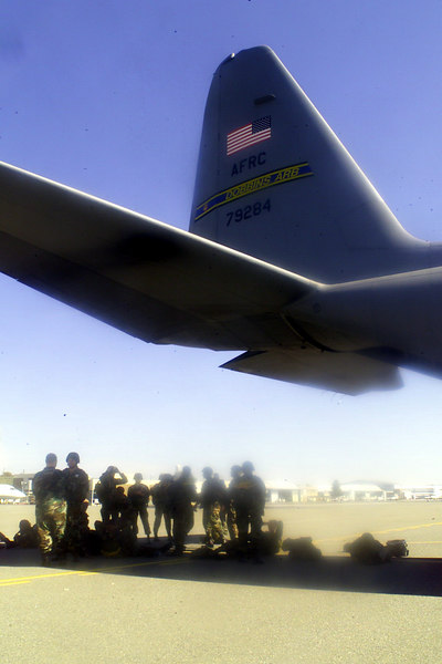 421st QM, Fort Valley, Georgia 2003