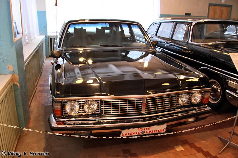 ГАЗ-14 Чайка (GAZ-14 Chaika)