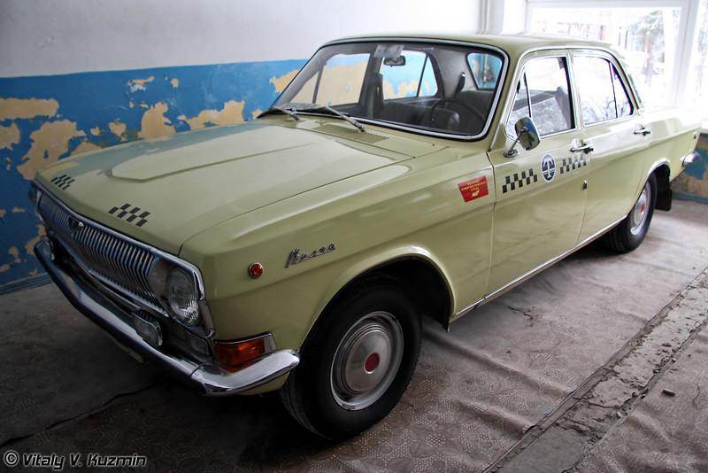 ГАЗ-24-01 Волга (GAZ-24-01 Volga)
