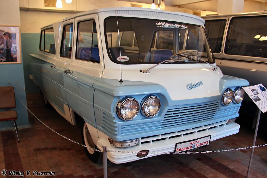 Микроавтобус Старт (Start bus)