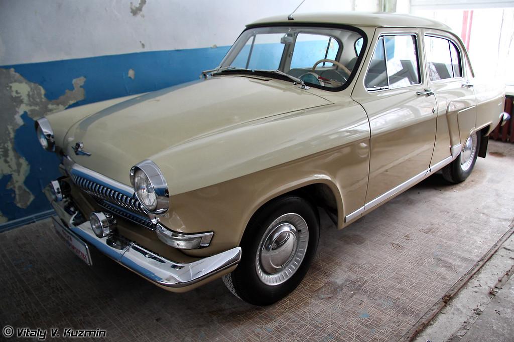 ГАЗ-21 Волга III серия (GAZ-21 Volga 3rd series)