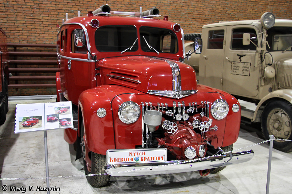 Ford 798T Feuerwehr