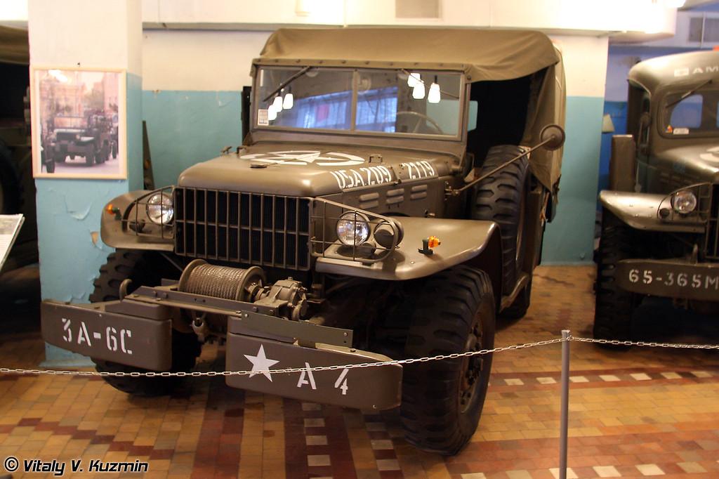 Dodge WC-52
