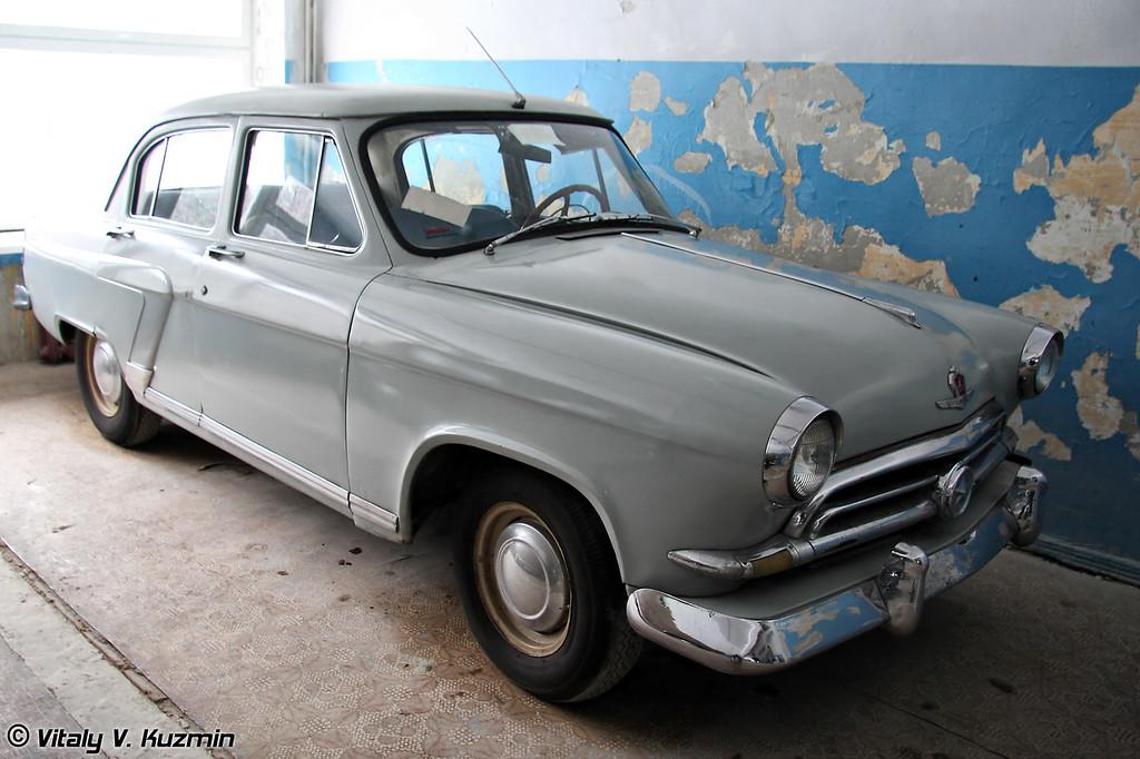 ГАЗ-21 Волга (GAZ-21 Volga)
