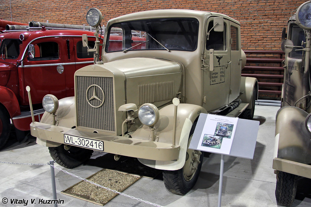 Mercedes-Benz L3000S