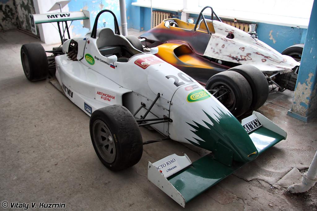 """Гоночный автомобиль класса """"Формула-1600"""" АМ-01М (AM-01M """"Formula-1600"""" class racing car)"""