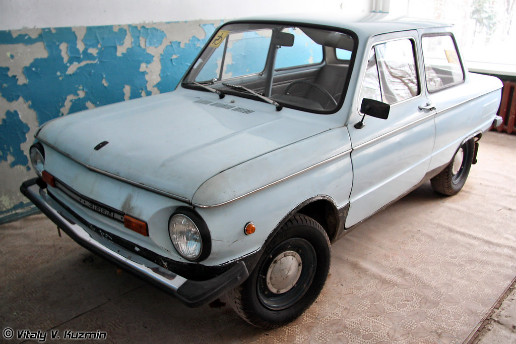 ЗАЗ-968М (ZAZ-968M)