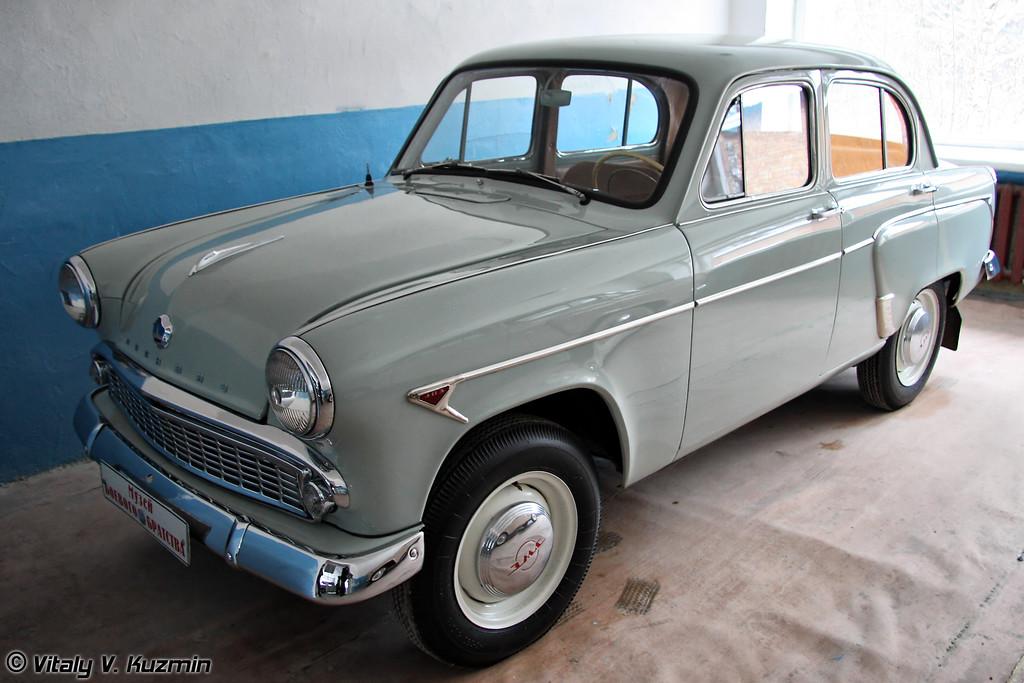 Москвич-403 (Moskvich-403)