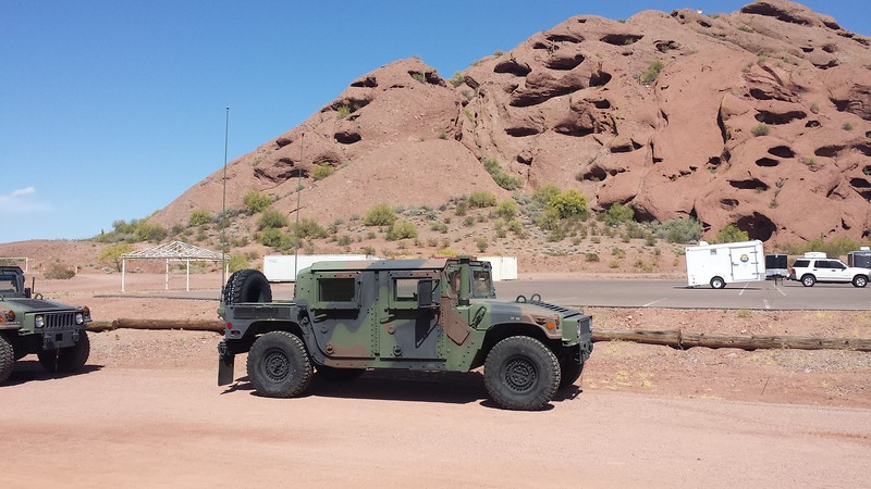 AZ National Guard Humvee (ps)