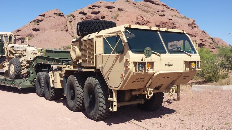 AZ National Guard HEMTT (ps)
