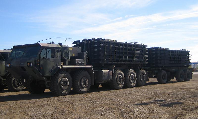 Oshkosh Palletized Load System
