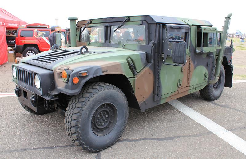 US Marines Hummer