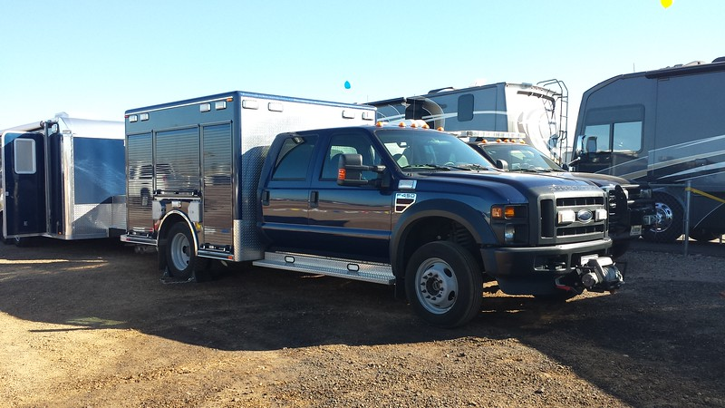 91st CST Ford F450 (ps)