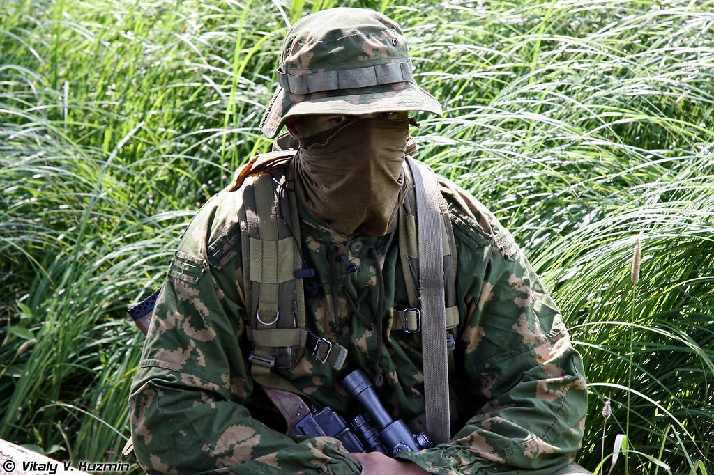 45-й отдельный гвардейский полк специального назначения (45th Separate Guards Special Purpose Regiment)